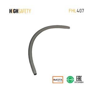 Горизонтальная гибкая анкерная линия Pereprava | High Safety | Высота СЗ
