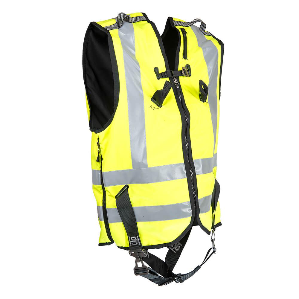 Страховочная привязь SVETOCH HS-04 | Высота СЗ официальный поставщик High Safety