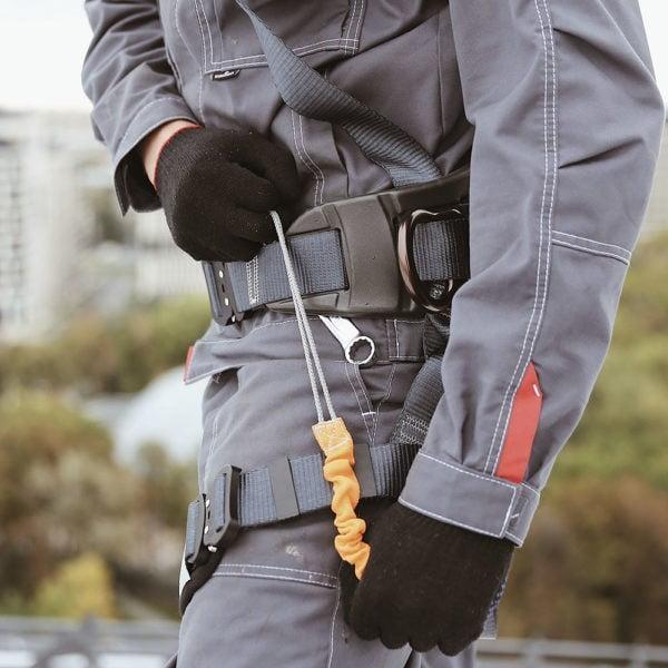 Эластичный строп для защиты инструмента от падения с высоты Z02  Аксессуары для безопасной работы на высоте   Высота СЗ   Фото 2