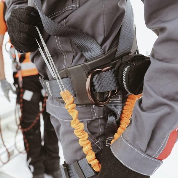 Эластичный строп для защиты инструмента от падения с высоты Z02   Аксессуары для безопасной работы на высоте   Высота СЗ   Фото 1