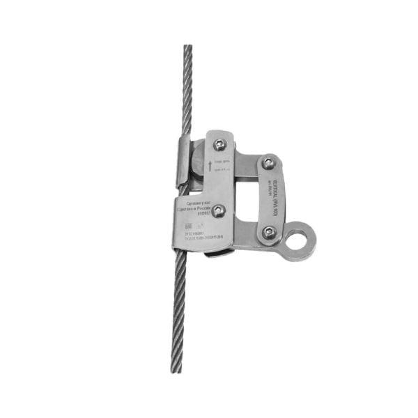 Вертикальная жесткая анкерная линия VERTIKAL | High Safety | Высота СЗ