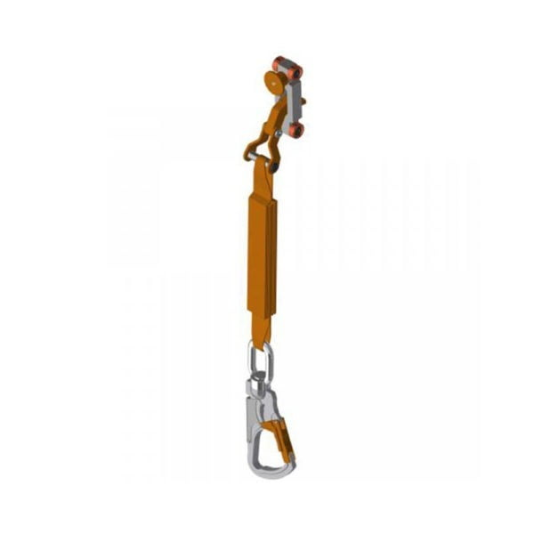 Жесткая анкерная линия (ЖАЛ) VOLT | High Safety